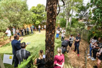 Dolly Doctor's Gladesville cottage snapped up for $1,695,000 at auction