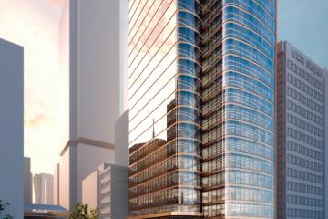 CBRE Global Investors snaps up $350m North Sydney skyscraper