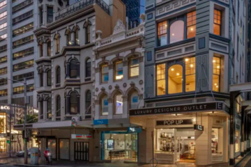 Luxury retailer snaps up coveted Sydney building