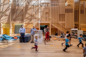 How the reopening of this public library points to a new future for these buildings