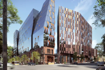 AMP Capital picks up new student dorms concession in Carlton