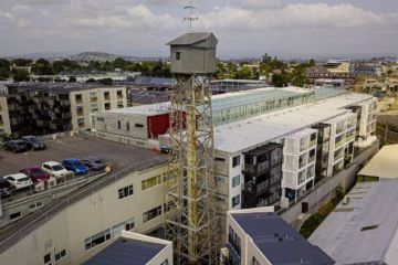 Historic tower in Auckland up for grabs for only $50k