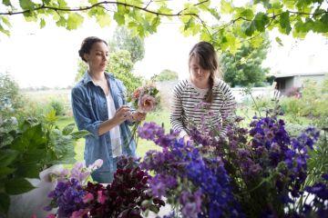 How Sophie Kurylowicz turned her backyard into her livelihood