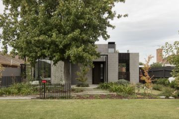 'Where's that?' The bridesmaid suburb with an architect making a mark