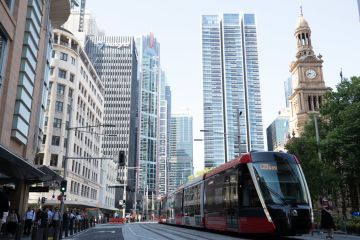 George and Pitt streets wage battle for supremacy