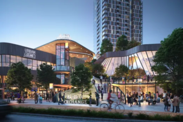 Brisbane's $750m Albion project gets first stage go-ahead