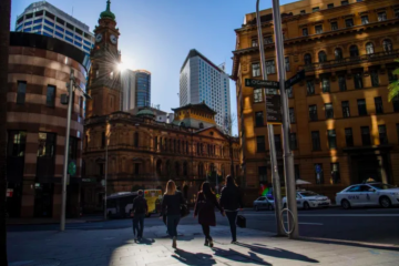 Sydney office vacancies rise as Perth falls