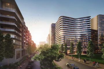 Billionaire seeks partner to finish $88 billion city