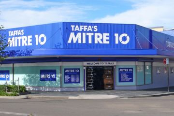 Building that was home to Iconic West Ryde hardware store Taffa's on the market