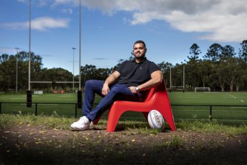 Meet Clay Brodie, ex-pro rugby player turned Sydney real estate agent