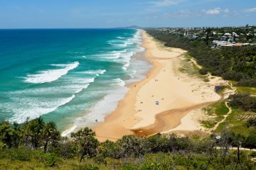 The coastal towns catching the eye of interstate property buyers