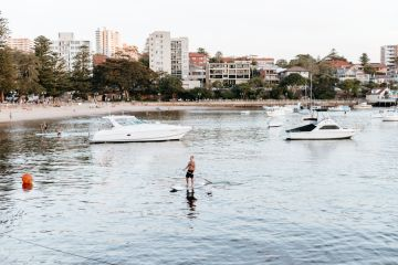 The Sydney suburb where active types and English expats call home
