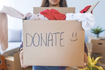 Waste not, want not: The Facebook page that encourages you to buy nothing