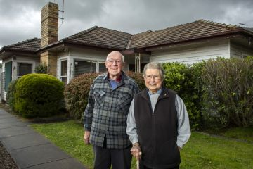Developer drops $200,000 more than reserve for beloved family home at auction