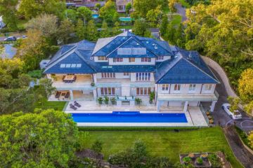 Homes of the Week: A Pymble showpiece and more must-see properties for sale in Sydney