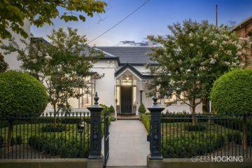 Rare Albert Park house fetches more than $9 million despite coronavirus