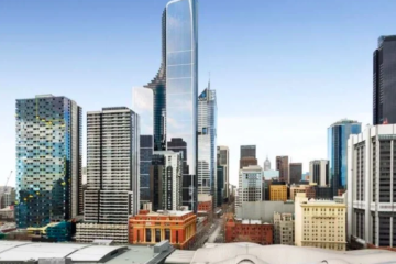 FEC shrugs off market worries over Bourke Street tower