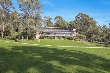 Wesley Mission selling retreat and conference centre in Sydney's Hills District