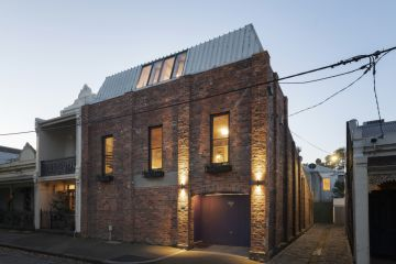Inside Melbourne's first warehouse conversion by an iconic modernist architect