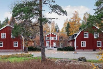 Buy this entire 18th-century village in Sweden for $11 million