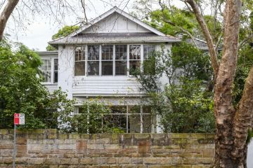 AMP boss buys grand Woollahra mansion