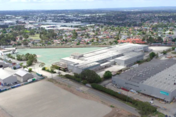 Singaporeans strike deal to buy Sydney warehouse from Pelligra