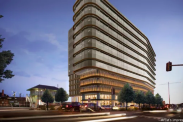 QIC launches Eastco office tower at Eastland