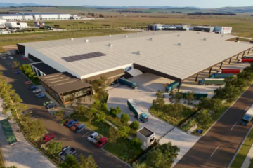 MAB Corp signs up Ford to new mega Melbourne warehouse