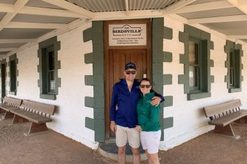 What's it really like running one of Australia's most iconic outback pubs?