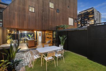 This award-winning Richmond terrace proves why you shouldn't judge a home by its facade