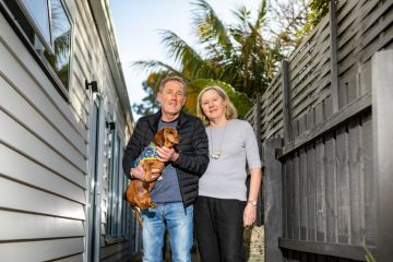 How a 'killer offer' helped this couple buy their dream home