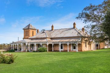 Pine Ridge: Dunedoo's most notable historic home boasting 18 rooms