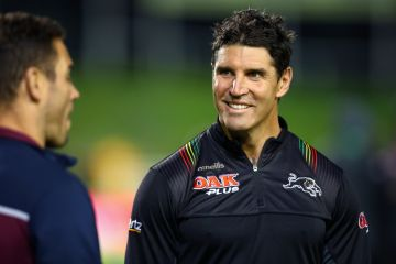 New Bulldogs coach Trent Barrett lists his Sydney house for $3.2m