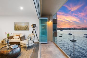 David Waterhouse doubles his money on Darling Point pad