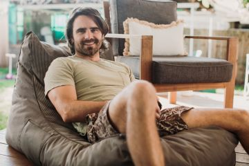 Australian actor Dustin Clare launches global streaming channel Shelter