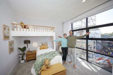 'It's just boring': Experts critique the guest bedroom and bathroom reveal