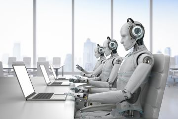 How the rise of the robot worker could change office design