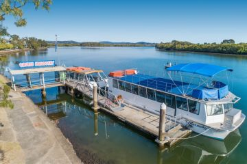Only commercial marina on the Maroochydore River up for grabs