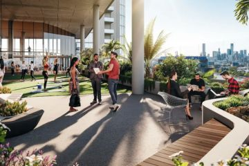 Green light for $450m Brisbane development