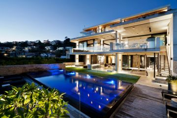 A tale of two suburbs: Mosman home set to close gap on competitive Vaucluse record