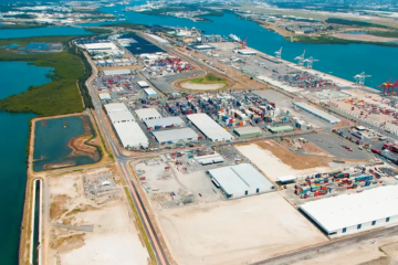 Singaporean trust in $418m logistics swoop