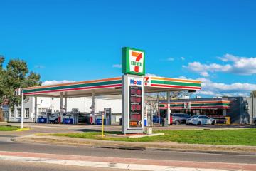 'Western Sydney is hot': 7-Eleven service station sells for $4.95 million