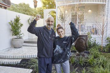 'Very quaint': Design experts critique front garden and facade reveals