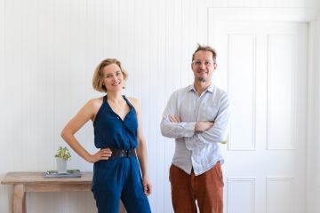 At home with Richard Tognetti and Satu Vanska