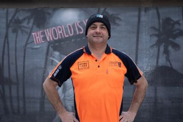 'One of the biggest pressure cookers': Tradies spill what goes on behind the scenes