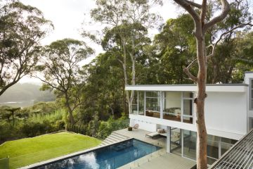 Mid-century and modern, this marvellous home encapsulates the suburban dream