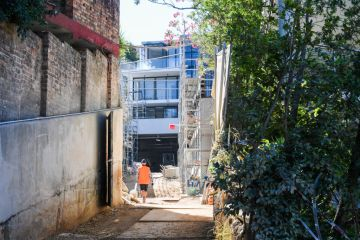 'Somewhere in the never-never': Controversial Sydney developer goes bust