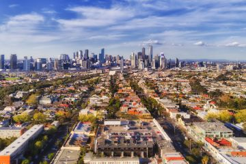 Rental vacancy rates back at pre-pandemic levels
