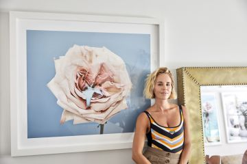 Inside P.E Nation co-founder Pip Edwards' Bondi home