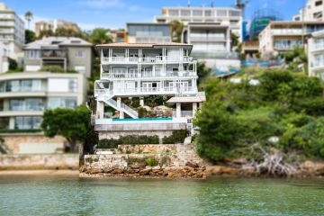 Seven's Bruce McWilliam sells Point Piper house for $32m